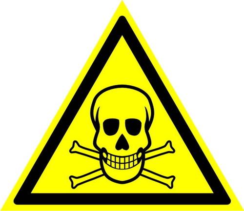 W03 Опасно! Ядовитые вещества