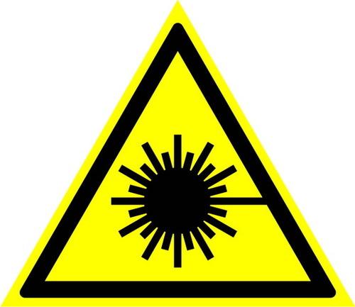 W10 Опасно! Лазерное излучение