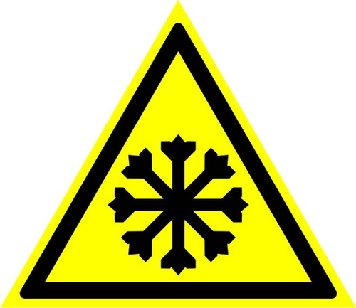 W17 Осторожно! Холод