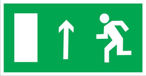 E12 Направление к эвакуационному выходу