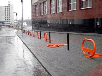 Блокираторы парковок