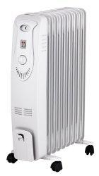 Радиатор 1.5кВт 7 секций 1507