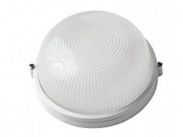 Светильник НПП-100w круглый термостойкий без решетки IP54