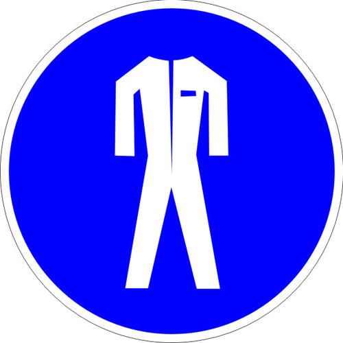 M07 Работать в защитной одежде